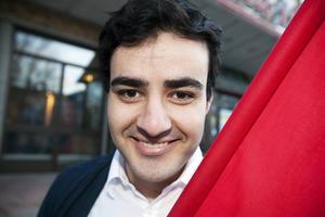 Ahmed Amin (S) tror att det är otroligt viktigt för Gävle att vara med i Stockholm Business Alliance.