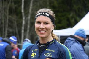 Josefin Engström har kämpat mot sjukdomar och pollenallergi under våren.