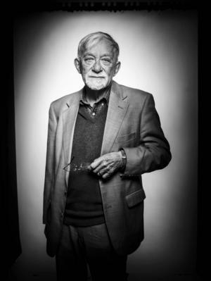 Lars Gustafsson tilldelades nyligen det prestigefulla Thomas Mann-priset 2015, Han är också en av de givna medelpunkterna på bokmässan.