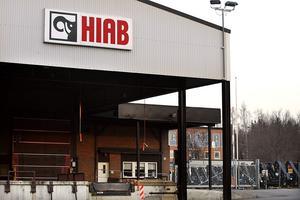 Hiab i Hudiksvall. ARKIV