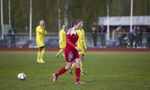 Alnö deppade efter förlusten mot Ljusdal.