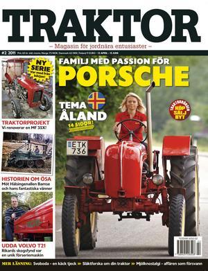Egentligen var Traktor tänkt som ett engångsprojekt men fick ett sådant genomslag att den började ges ut regelbundet. Fem år senare trycks den i 15 500 exemplar.