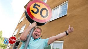 Joakim Granberg fyller 50 år.