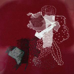 Hos Svenssons Ramar har Kicki Sjöblom skapat en utställning som ger både värme, leenden och igenkänning.