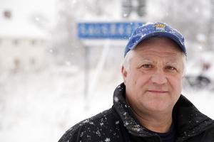Sten-Erik Wågström är ordförande i Salsåkers byalag.