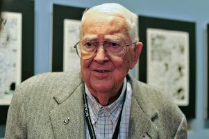 Serietecknaren och illustratören Jack Davis.