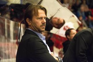Stefan Lindqvist känner sig trygg med Markus Olsson i målet.