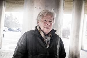 Sven Wollter. Arkivbild