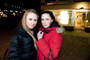 Linda Snibb och Maja Andersson har ett härlig 2012 att se framemot. Då tar de nämligen studenten.