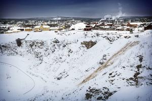 Årets turistmål: Falu gruva.