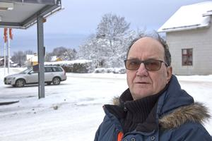 Forsbon Håkan Andersson tror det kan bli bra när kiosken kommer bort.