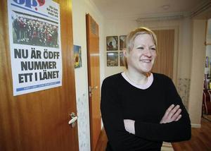 Heike Lippertz tar plats i J/H-förbundets styrelse. Den före detta ÖDFF-målvakten inleder kanske en ny karriär, men nu på ledarsidan.