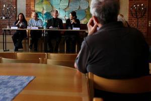 400 personer står i kö till seniorboende i Östersunds kommun, men de ansvariga politikerna kunde inte ge besked om att göra speciella satsningar på nybyggen. Foto: Henrik  flygare
