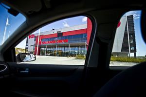 När hockeymuseet ska byggas i Fjällräven Center är fortfarande oklart. Projektet är på skiss- och idéstadiet.