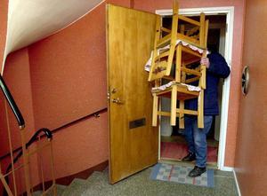 70 hushåll vräktes i Västmanland under förra året.