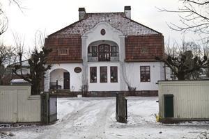Det här huset på Kungsbäcksvägen såldes för 6 125 000 kronor förra året, den tredje dyraste villaförsäljningen i Gävle.