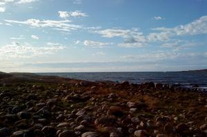 Vid ett besök i Halmstad, tog jag denna bild.