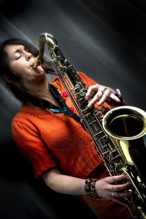 Elin Larsson är en av de som kommer till Falu jazzklubb i vår.