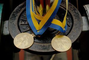 Två SM-guld och ett svenskt rekord blev facit för Björbobon vid SM i styrkelyft.