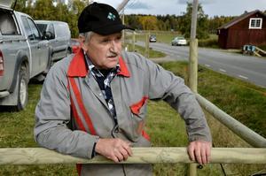 Krigsförklaring. – Försvinner stödet till rovdjursstängsel så blir det krig, säger Leif Berglund.