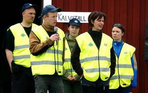 Mikael Olsson och Birgitta Andersson kan glädjas åt rekordmånga besökare. På fyra år har besöksantalet ökat från 50 – till över 1 000.