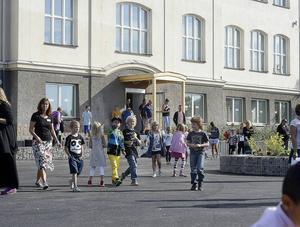 Hellbergsskolan i Skönsberg.