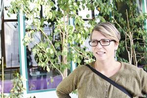 Anette Dalqvist hoppas kunna inspirera till demokratiska stordåd under Viktiga veckan.