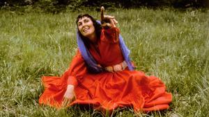 Katarina Taikon var författare och förkämpe för romernas likaberättigande i samhället. Fotograf: Bertil Ericson / TT