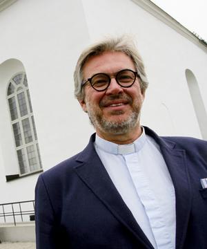 Ljusnans pastorats blivande kyrkoherde Jan Bonander.