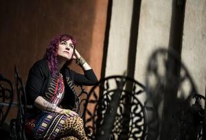 Anna Jörgensdotter fick strålande kritik för sin roman