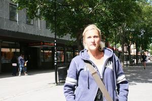 Marianne Wiklund, Torsåker:– Min man brukar stå för växlingen, men vi brukar växla i Stockholm. Nu senast var vi i Las Vegas i Florida.