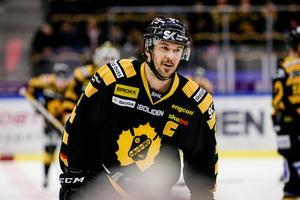 Jimmie Ericsson verkar hamna i Hockeyettan. Foto: Ola Westerberg (Bildbyrån).
