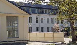 Waldorfskolan finns i området och rektorn vill gärna att skolan får vara kvar.
