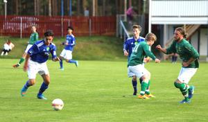 Färila och Tallåsen är med i kampen om kvalplatser till division 4.