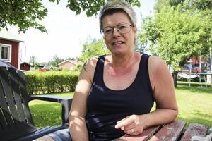 Lotta Edwardsson från Narkotikafritt Bollnäs.