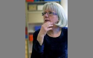Stadsbibliotekets Maj Johansson, ansvarig för projektet är själv en mycket skicklig sagoberättare. Det...