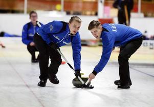 Markus Eriksson, Christoffer Sundgren och de andra i Lit/Eriksson ska spela VM senare i vår.