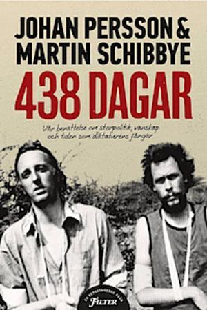 Martin Schibbye och Johan Persson berättar i