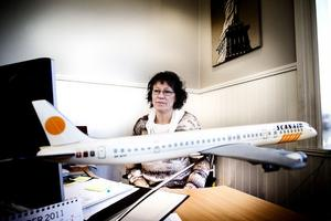 Folk vill ha sina semesterresor, och det är fullt upp hos Mari Ohlsson hos Resecity i Hudiksvall.
