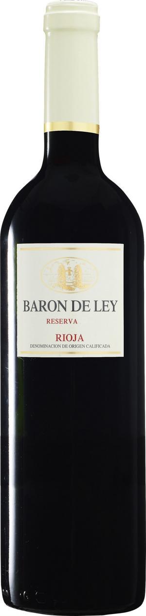 Håller stilen. Barone de Ley Reserva, 105 kr, lanserades i Sverige 1994 och håller ännu bra i konkurrensen.