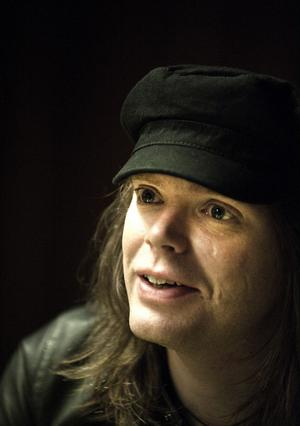 Hellacopters frontman Nicke Andersson kommer till Stadshuset med sitt nya band Imperial State Electric.Foto: Scanpix