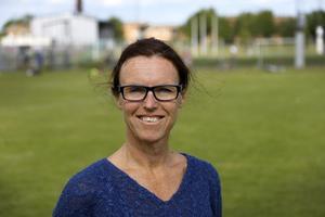 Allt beror på valresultatet, men vi vill i alla fall inte bidra till att SD får makt. Catarina Wahlgren