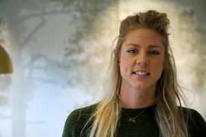 Emilia Fahlin är en av sex kandidater till NA:s guldklocka 2016.