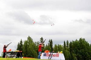Den 17:e upplagan av Fäviken game fair har dragit i gång.