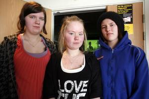 Isabell Berg, Jenny Westin och Johanna Sundin arrangerar filmmaraton på 48 timmar på påsklovet.