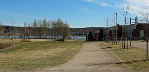 Södra skolan i Falun ska rivas och byggas ny.