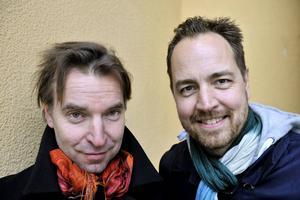 Regissörsduon Måns Mårlind och Björn Stein. Arkivbild.