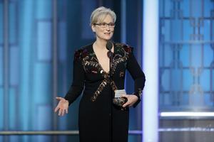 Meryl Streep väckte Donald Trumps vrede med sitt tacktal.