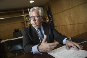 Eduardo Cabrita, migrationsminister i Portugal