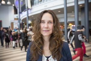 Maria Sundman är verksamhetsutvecklare i En bra start.